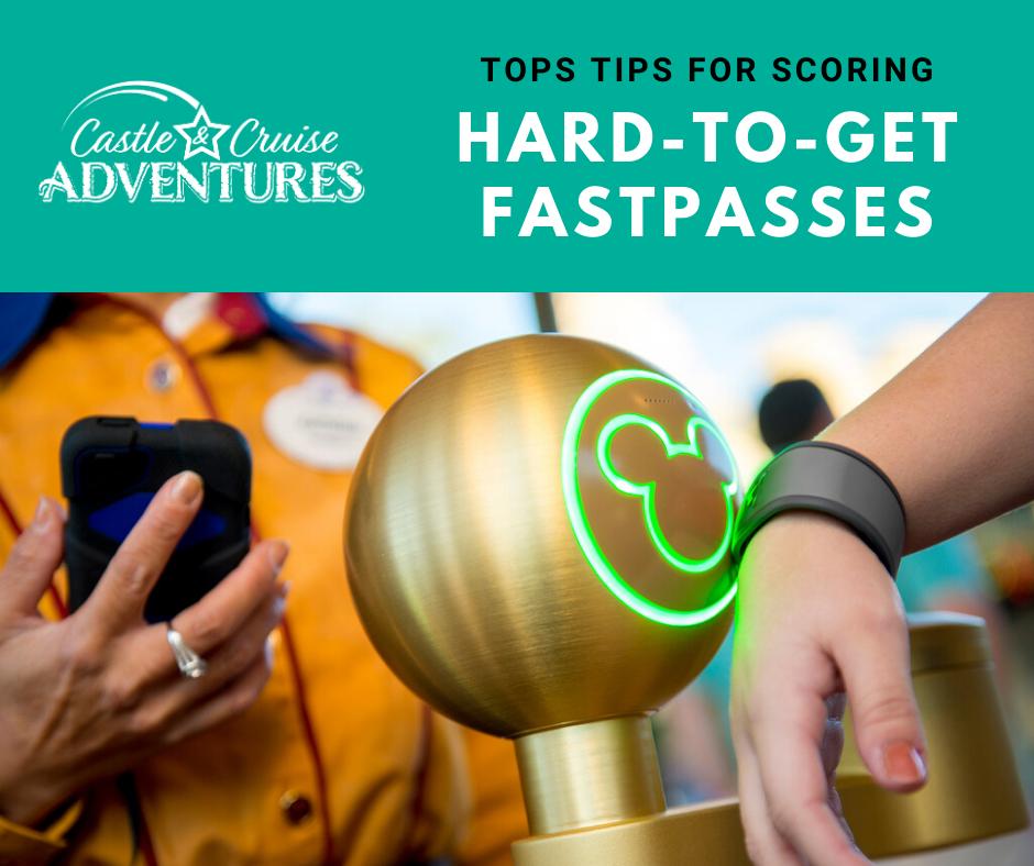 Tips for FastPasses